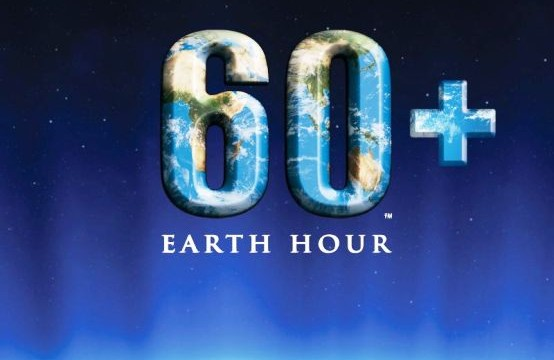 """Earth Hour"" a Guidonia"