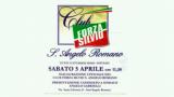 S. ANGELO ROMANO. INAUGURAZIONE CLUB FORZA SILVIO CANDIDATO SINDACO ANGELO GABRIELLI