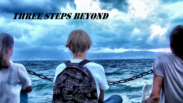 THREE STEPS BEYOND