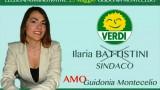 ELEZIONI GUIDONIA MONTECELIO: ILARIA BATTISTINI (VERDI)