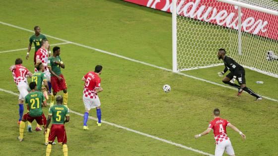 Il peggior Camerun della storia dei Mondiali di calcio