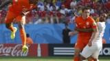 L'Olanda vola a punteggio pieno