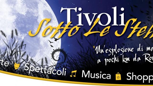 Tivolinet, il programma degli eventi estivi