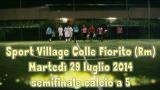 Tempo di finali allo Sport Village (parte 1)