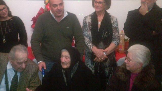 Montecelio in festa per i 100 anni di Valentina Ciccotti