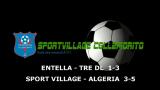 I trionfi della 3DL e dell'Algeria