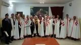 Templari, nuova cerimonia d'investitura