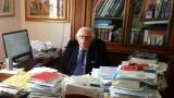 Intervista al Prof. Antonino De Lorenzo Scienza dell'alimentazione Università degli Studi di Roma Tor Vergata