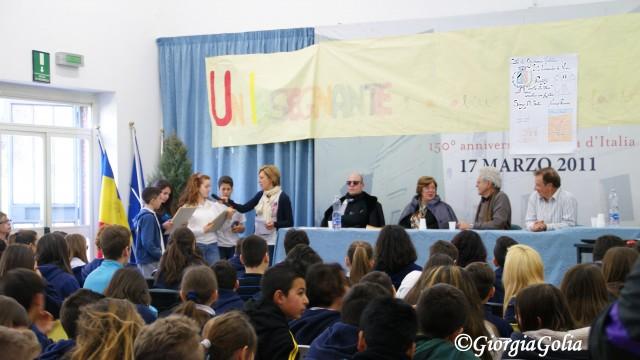 """Progetto """"Invito alla lettura"""": incontro alla Leonardo Da Vinci con Sergio De Santis e Massimo Passeri"""