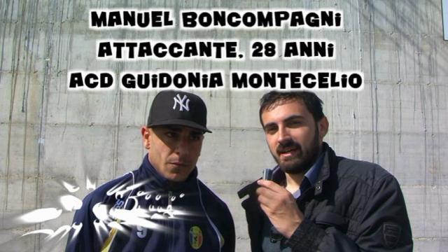 """Boncompagni (Guidonia): """"I miei gol per la rinascita"""""""