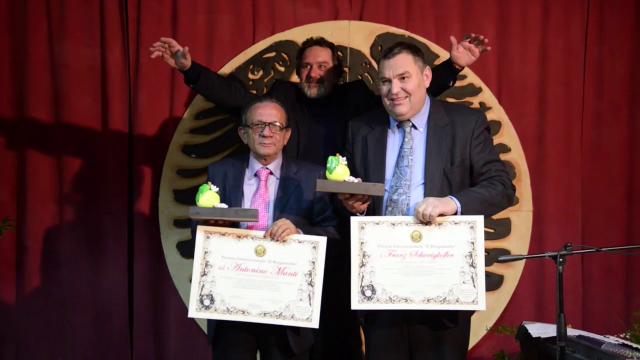 Premio Internazionale Domenico Aliquò 2015