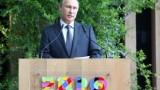 """Putin all'Expo: """"Stop o modifica sanzioni, ma avanti su Minsk"""""""