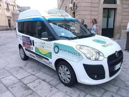 """""""Liberi di essere, liberi di muoversi"""": domani la consegna di un automezzo ai Servizi sociali di Guidonia Montecelio"""