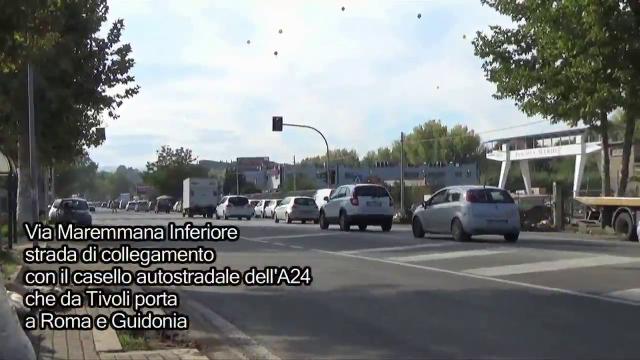 Via Maremmana e Ponte Lucano, Tivoli partecipa al Piano Nazionale