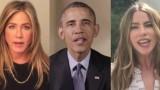 Le star di Hollywood e Obama in un video contro l'uso delle armi