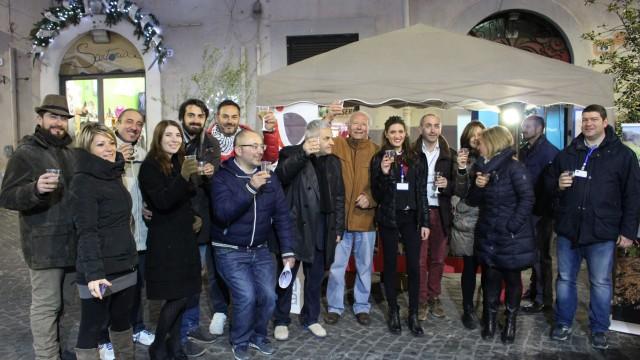 """Bollicine di Neve 2015"", Tivoli si riscopre magica"