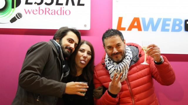 """TANTI AUGURI DA """"ESSERE WEB RADIO"""" by LA WEB TV"""