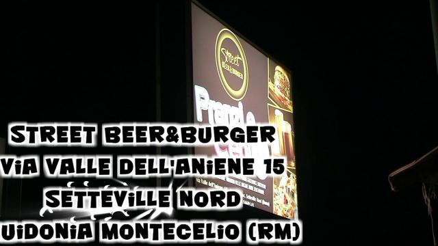 Tutti allo Street Beer&Burger