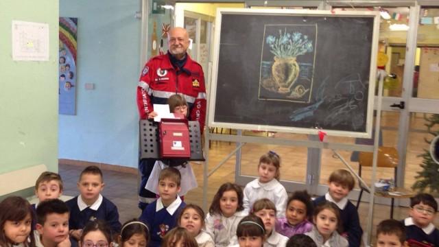 """""""C'è posta per te"""", al via il progetto tiburtino, per stimolare i bambini a comunicare tra loro a scuola"""