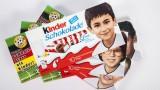 Destra tedesca contro Kinder: sulle scatole barrette niente bambini stranieri