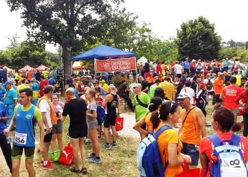 Maratonina a Villa Adriana