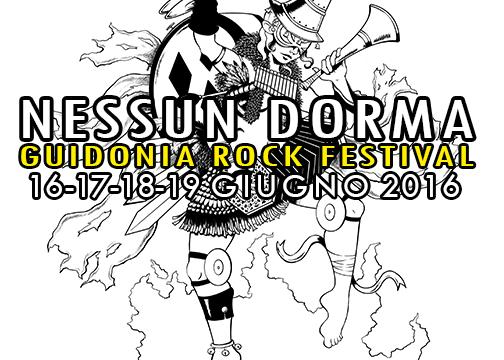 Nessun Dorma Guidonia Rock Festival