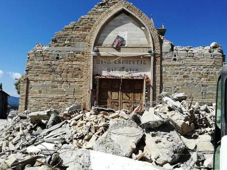 La terra trema e il centro Italia sprofonda nell'incubo