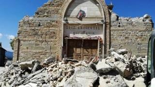 """Cartaginese (Forza Italia): """"Non dimentichiamo le popolazioni colpite dal terremoto"""""""