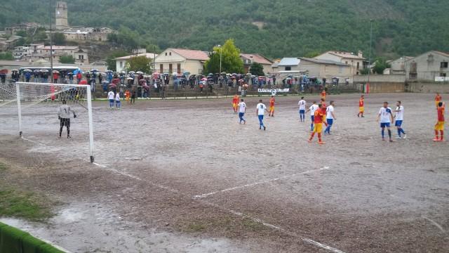 La vigilia del derby contro il Villalba in casa Guidonia