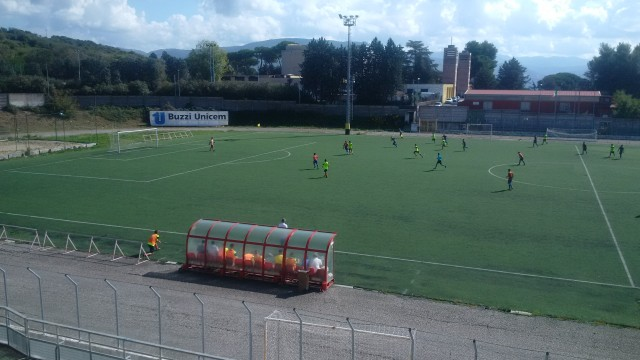 Guidonia in campo, dal pari con la Vigor al big match di Subiaco