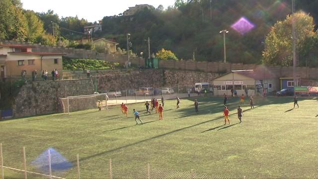 Tiberi realizza un gol pazzesco per il Guidonia che pareggia a Subiaco