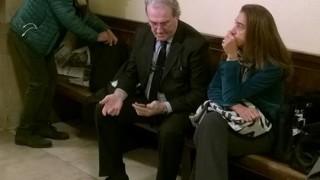 Processo Fabrizio Corona, udienza Tribunale di Sorveglianza di Milano