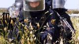 Il Comandante Alfa del GIS dei Carabinieri a Cosenza per onorare l'impegno preso con una bambina