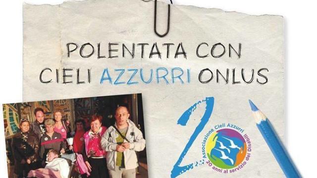 Cieli Azzurri a Guidonia, una polentata per nuovi progetti