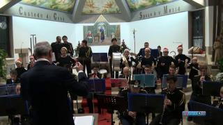 Concerto di Natale 2016 a cura della Banda Musicale Pietro Mascagni