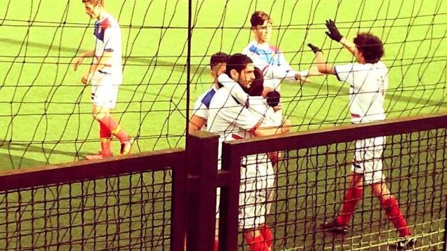 A Roma arriva la prima vittoria in trasferta del Guidonia