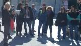 Assistenti dei bambini disabili senza stipendi, in piazza con la Cgil a Guidonia Montecelio