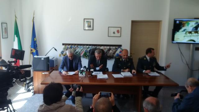 """""""Operazione Ragnatela"""" a Guidonia Montecelio: i metodi della """"mafia bianca"""""""