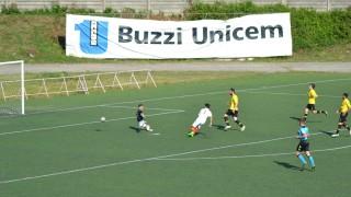 Guidonia perfetto, quattro gol al Real Campagnano