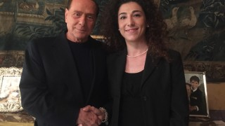 """Silvio Berlusconi su Arianna Cacioni: """"Esperienza e qualità. Ottima soluzione per Guidonia Montecelio"""""""