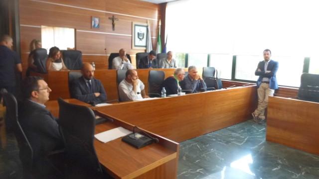 A Guidonia Montecelio primo consiglio comunale a cinque stelle