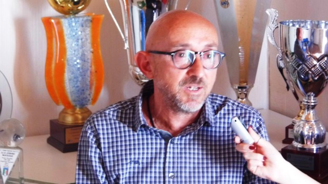 E' Alberghini il nuovo allenatore del Guidonia