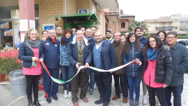 Una nuova casetta dell'acqua a Campolimpido