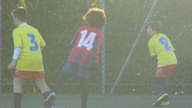 La Scuola Calcio: Polisportiva Collefiorito