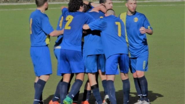 Il Guidonia vince a Roma, eurogol di Toncelli