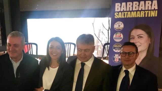 """Saltamartini: """"Meno tasse per dare un futuro agli italiani"""""""