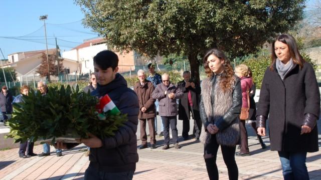 Giorno del ricordo delle Foibe, a Villalba un omaggio nell'indifferenza dell'amministrazione