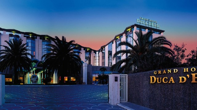Domani Forza Italia si ritrova al Grand Hotel Duca d'Este di Tivoli Terme