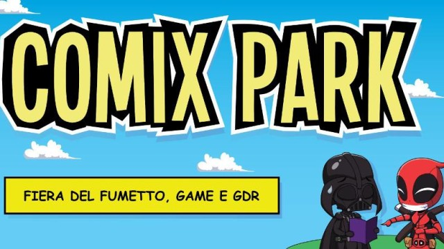 Arriva il Comix Park a Villa Adriana