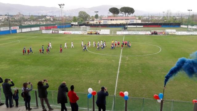 Villalba, derby di rigore sul Guidonia
